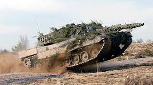 German army to boost army tanks by 100
