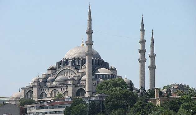 Ottoman architect Sinan exhibition opens in Istanbul