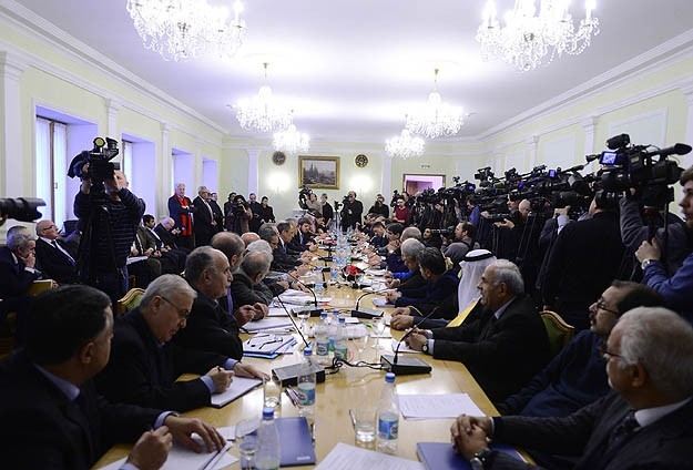 Moscow: Syria meeting 'ends in failure'