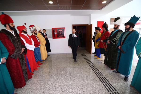 Turkish police force nod to Ottoman past