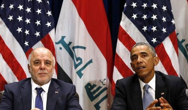 Obama, Iraq's Abadi to discuss ISIL in White House