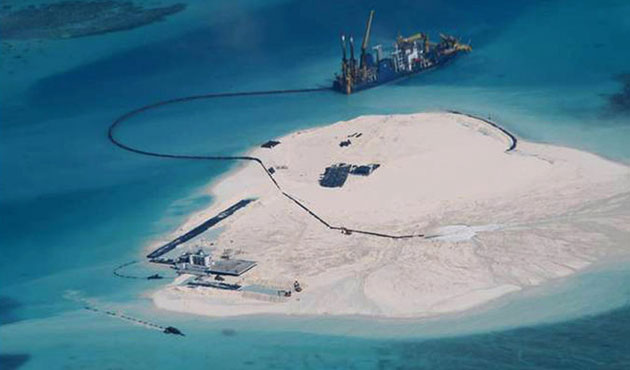 Philippines: China's Island-Building Is Ruining Coral Reefs
