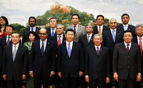 China-backed AIIB expects to be operational by year-end