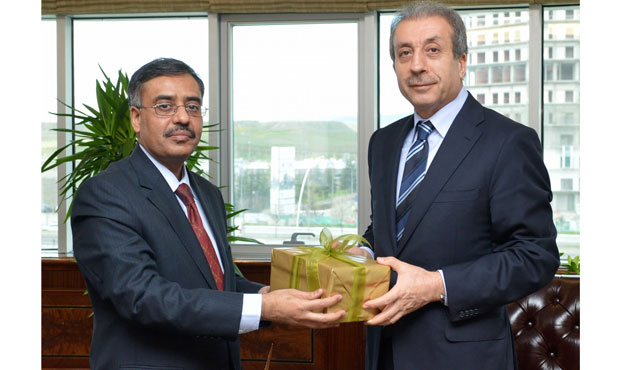 Pakistan,Turkey to deepen cooperation in Agriculture sector