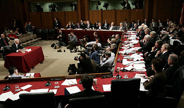 US Senate committee approves compromise Iran bill