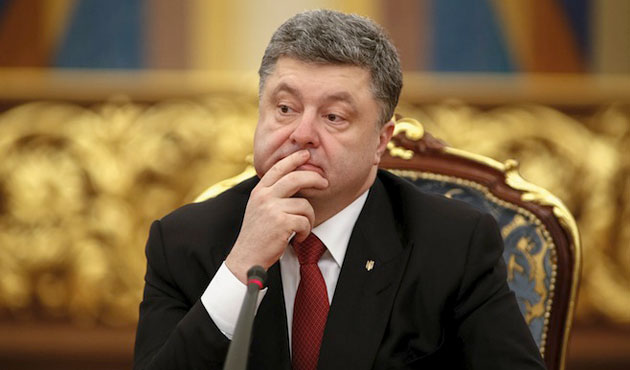 Poroshenko: Ukraine under 'colossal threat'