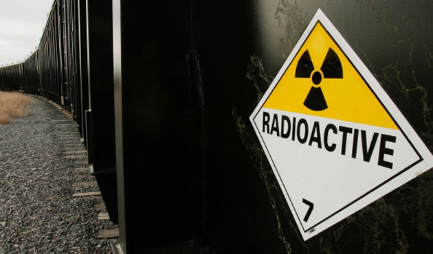 Radioactive X-ray material stolen in Mexico