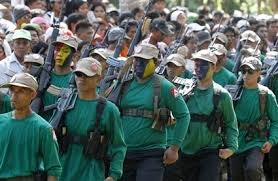 Philippines military open to peace talks with communists