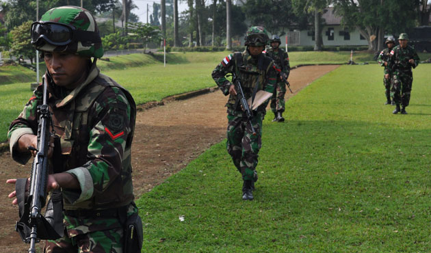Indonesia launches anti-ISIL operation