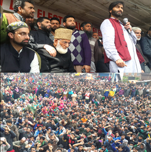 Pro-freedom Kashmiri leaders unite after teen death