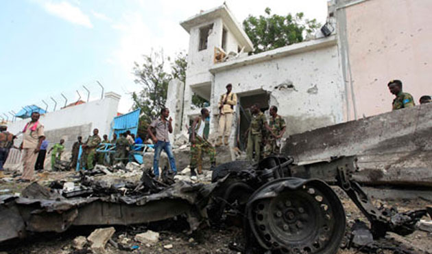 Somali troops take southern city from Al-Shabaab
