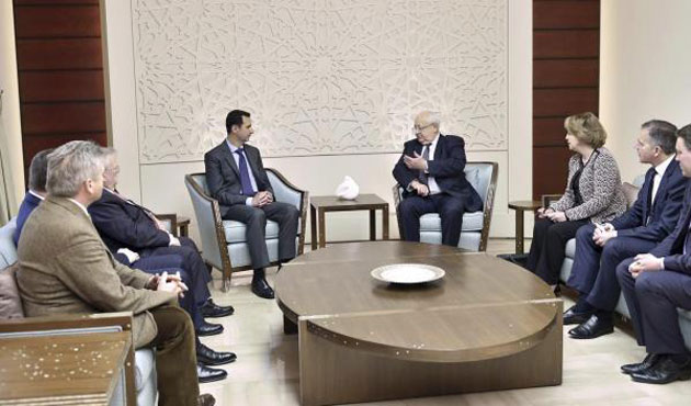French sees Assad 'null' over Tv interview