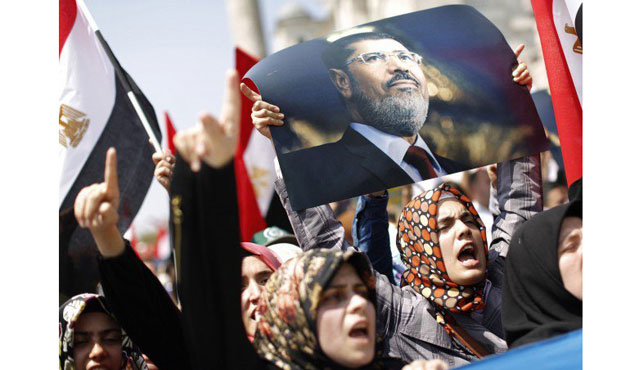 Morsi's death ruling draws mixed reactions in Egypt
