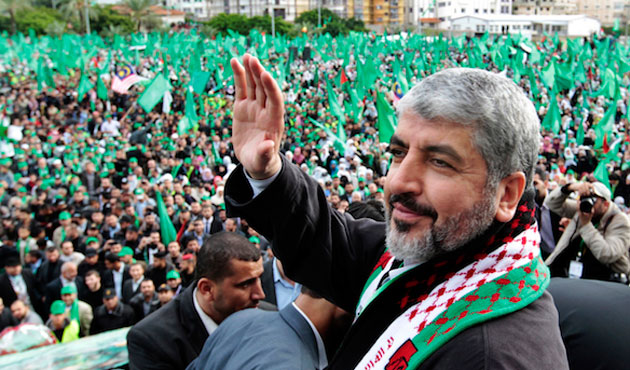 Meshaal: Hamas ready for Palestine polls