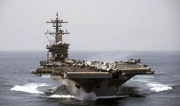 U.S concerned: Iranian warships reach Gulf of Aden