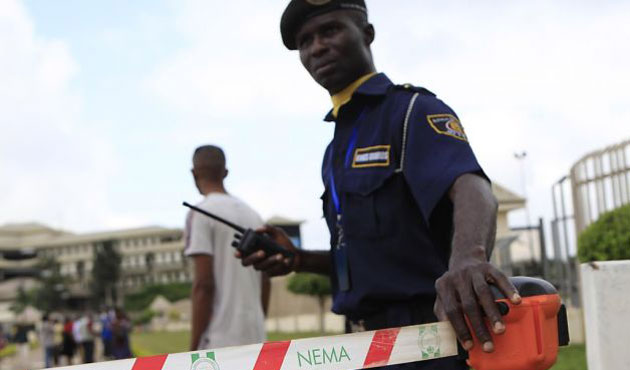 Nigerian transport hub hit by suicide bombers
