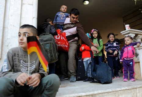 Germany: rise in attacks against refugees