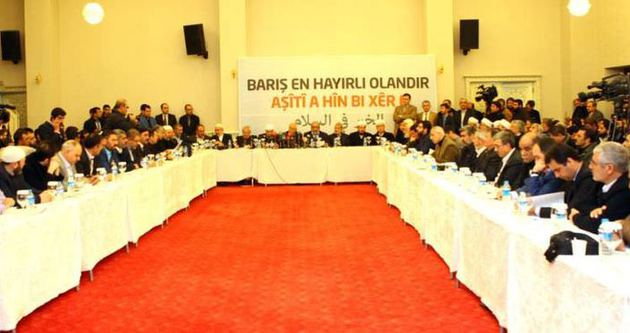 Kurdish 'peace conference' gets underway in Turkey