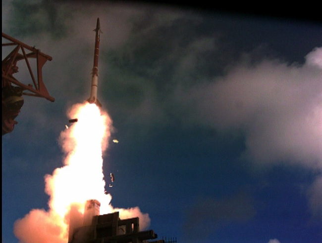US to give $286M for joint Israeli defence system
