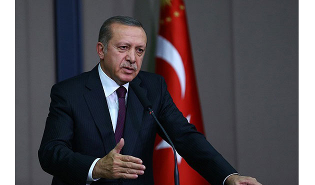 Turkish president launches aid projects