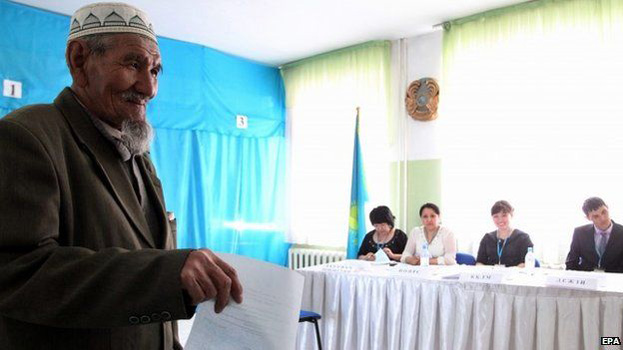 OSCE: Kazakh voters had limited choice in election