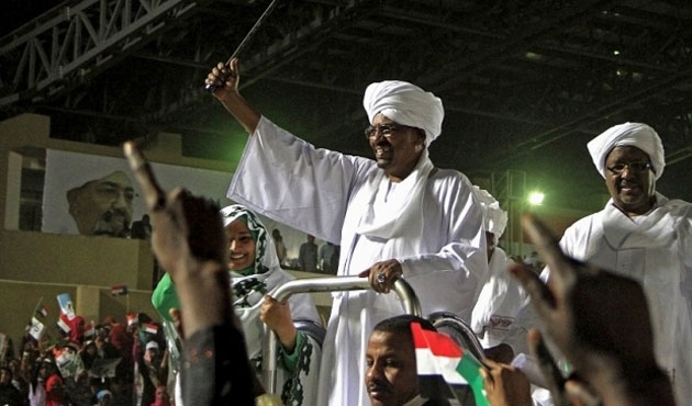 Sudanese President Bashir wins the elections