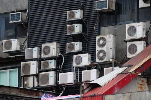 Increased air conditioner use will add to global warming