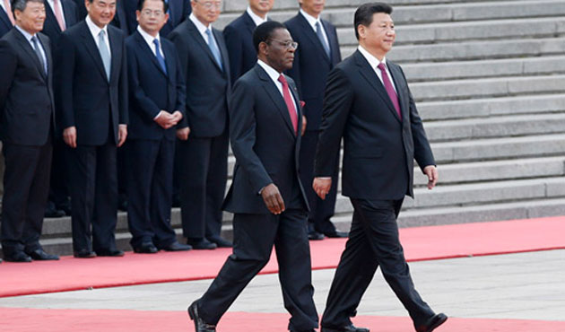 China's footprint in Equatorial Guinea worth $2 bln