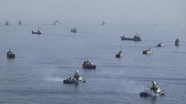 Iran seizes US ship, US Navy denies report