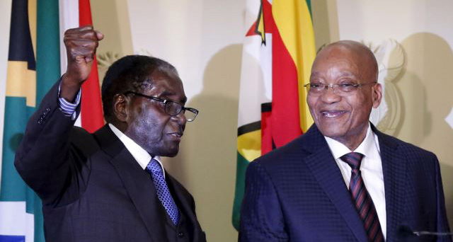 SADC leaders arrive in Harare for extraordinary summit