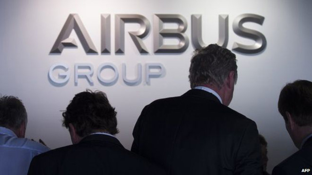 Airbus to file complaint in German spy scandal