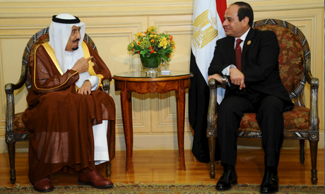 Egypt's Sisi visits Riyadh after Saudi royal shakeup