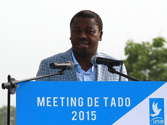 Togo court confirms Gnassingbe won election