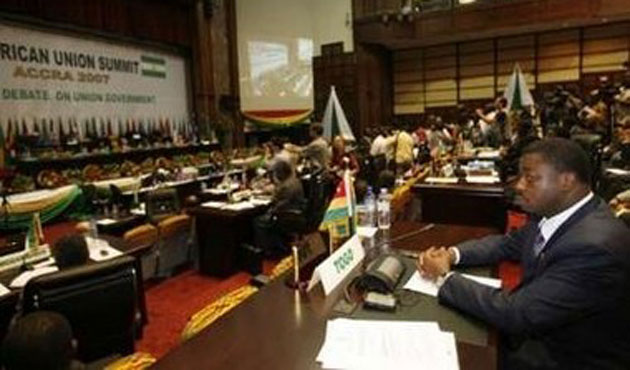 African Union congratulates Gnassingbe re-election
