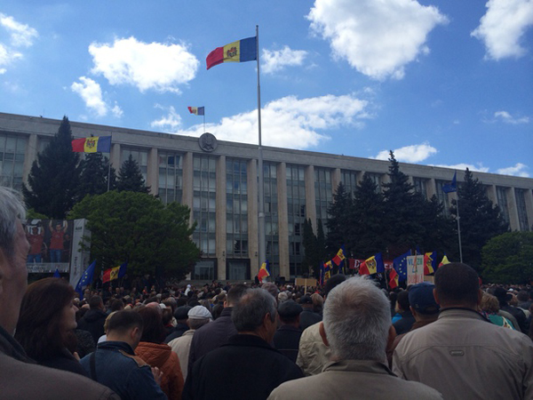Moldova to investigate missing $1b from banks