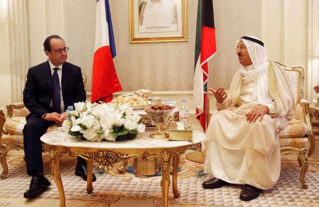 France expects billions in deals with Saudi Arabia