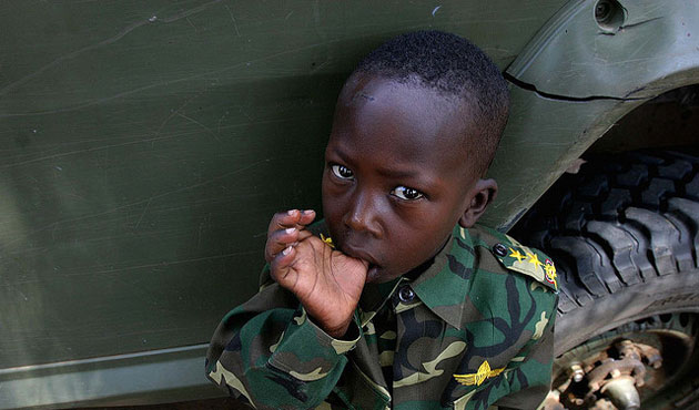Armed groups agree to free child soldiers in C. African