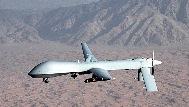 US drone strike kills 5 in Pakistan