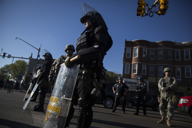 Nearly 1,500 killed by US police in past 16 months