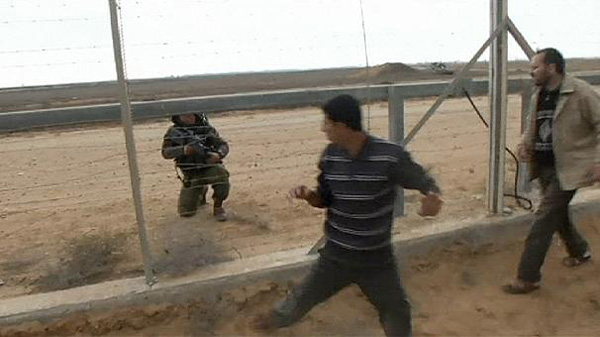 3 Gaza farmers wounded by Israeli fire