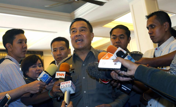 South Thai mayor questioned over human trafficking