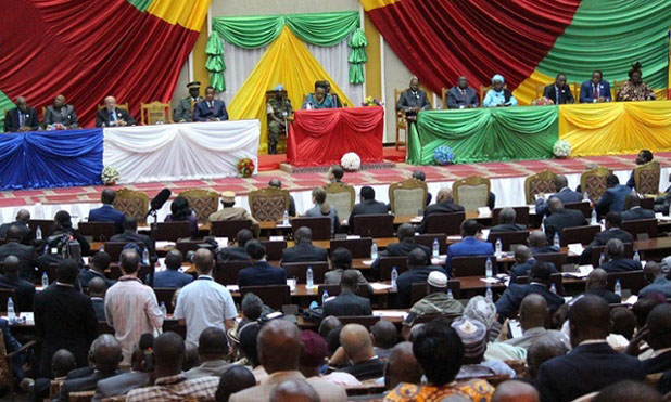 Central African Republic groups agree on peace accord