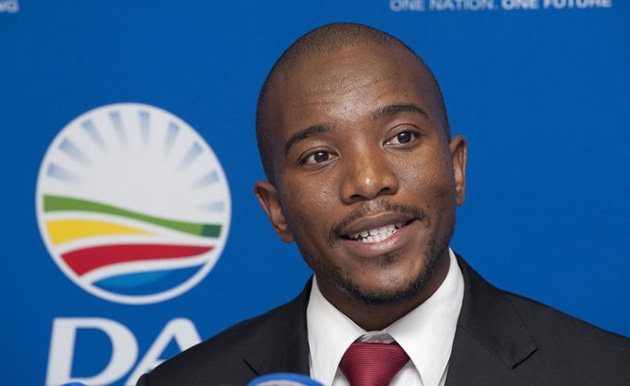 S. Africa: First black opp. leader challenge to ANC