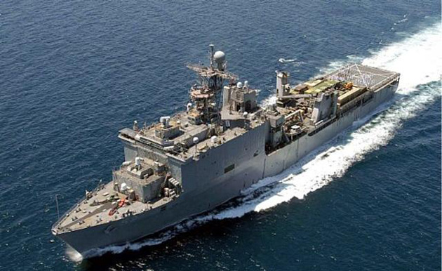 NATO's 7-day naval, aviation exercise ends in Turkey