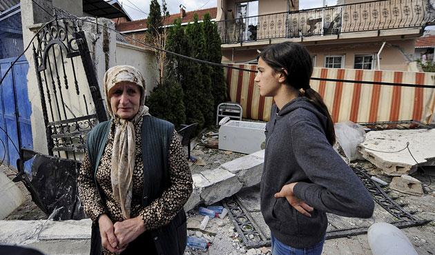Turkey condemns fatal shootout in Macedonia