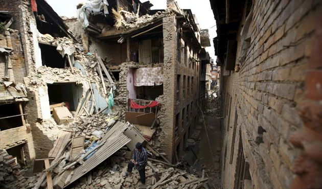 Nepal seeks support restoring heritage after quake