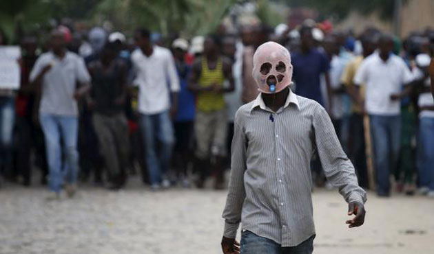 South Africa: Too early to call a Burundi coup