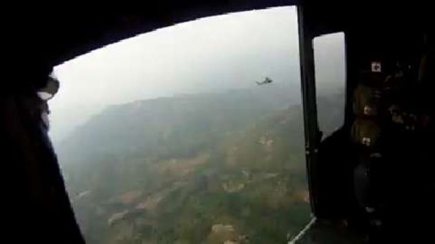 US Marine helicopter missing in Nepal