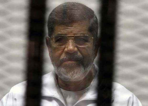 Morsi sentenced to death by Egypt court