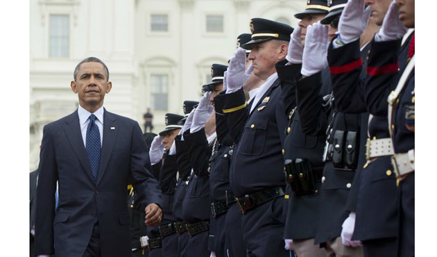 Obama to set new limits on police